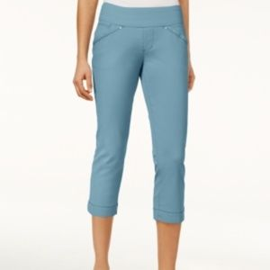 JAG Petite Marion After Midnight Wash Cropped Jean